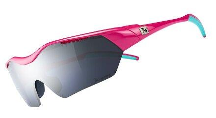 【【蘋果戶外】】720armour T948B2-24-H Hitman-亞洲版 蜜桃紅 白灰金多層鍍膜 運動太陽眼鏡 防風眼鏡 防爆眼鏡 自行車太陽眼鏡