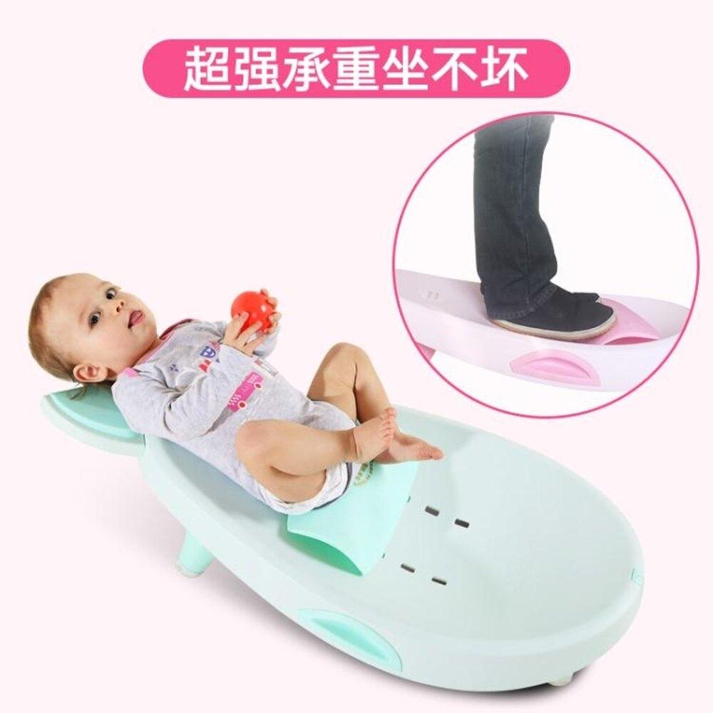 免運 加大號洗頭椅子兒童可折疊寶寶洗床小孩洗髮躺椅110歲