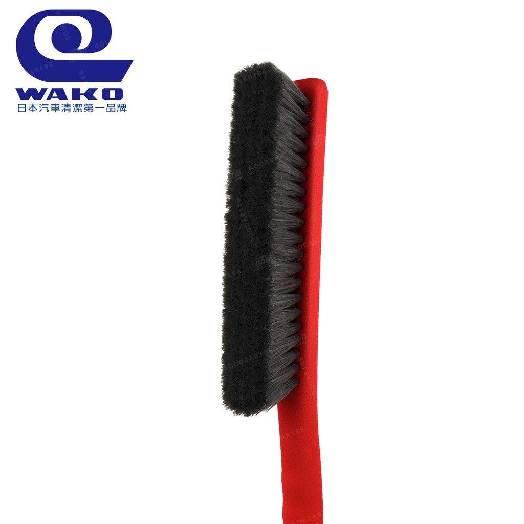 【WAKO】CS-69 洗車軟長刷(可接水管) 軟毛刷 汽車清潔-goodcar168