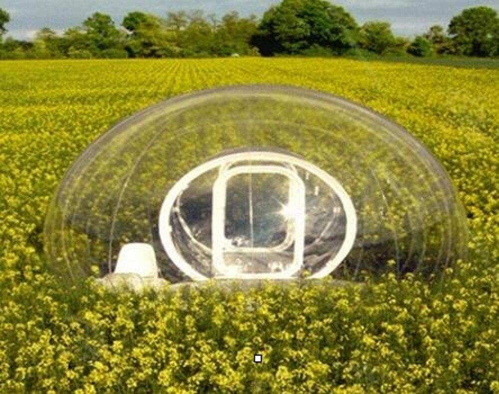 充氣泡泡屋酒店展覽野營露營房子LX