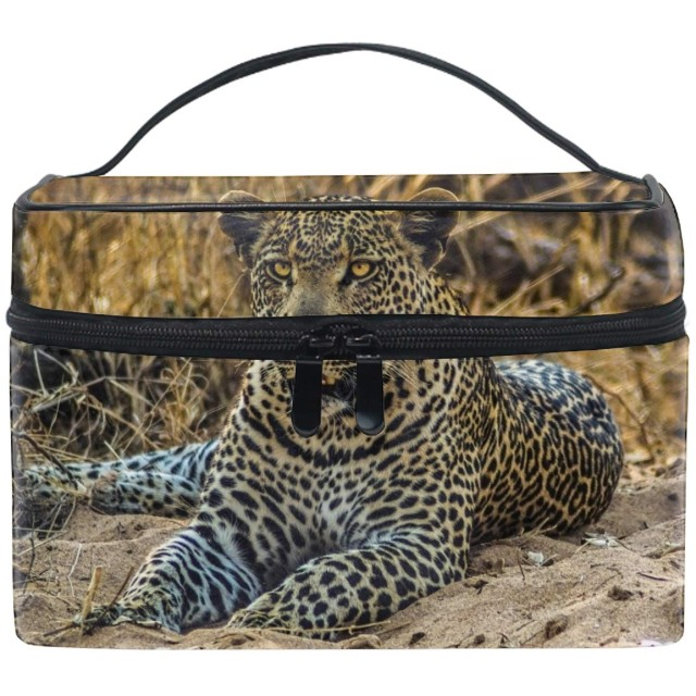 動物の自然収納バッグ コスメポーチ 化粧ポーチ 洗面用具入れ トラベルポーチ 旅行 出張 収納 コスメバッグ コンパクト 超軽量