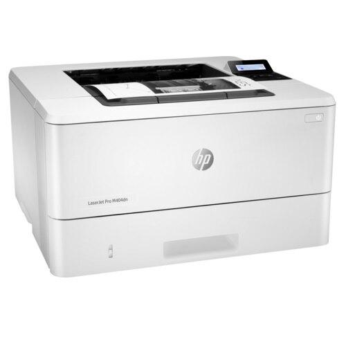 [五年保固]HP LaserJet Pro M404dn 黑白雷射印表機 (W1A53A) 新機上市