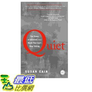 2019 美國得獎書籍 Quiet: The Power of Introverts in a World That Can't Stop Talking