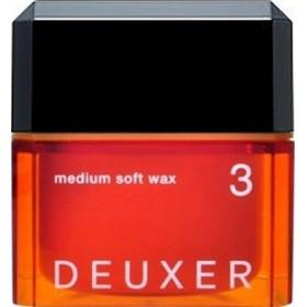 【ナンバースリー】デューサー 3 ミディアムソフト ワックス 80g