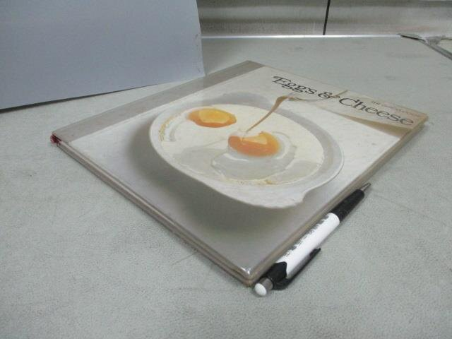 【書寶二手書T2/餐飲_JWT】The Good Cook-Eggs & Cheese