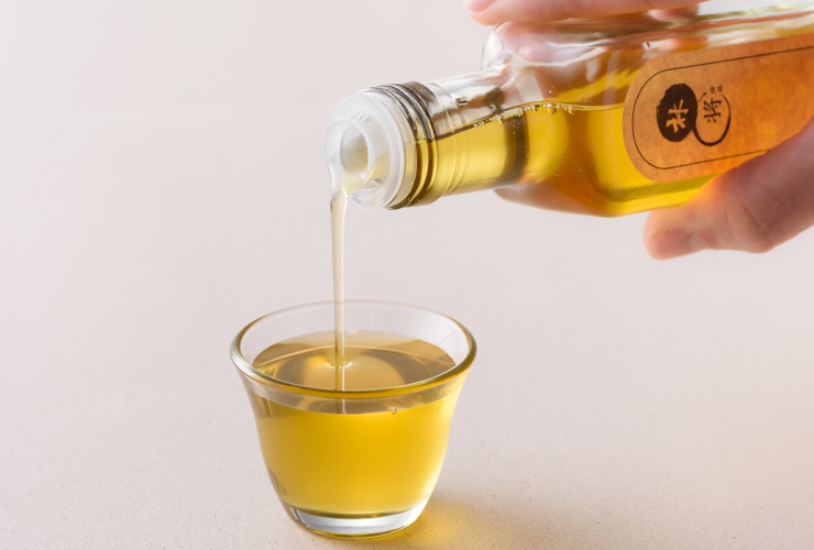 100%台灣芝麻清油(冷粹芝麻油)500ml【林將油品】
