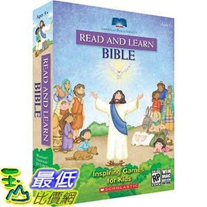 [106美國暢銷兒童軟體] Scholastic Read & Learn Bible