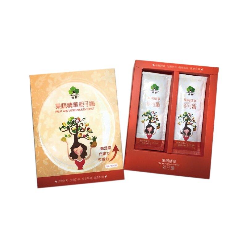 果蔬精華飽可纖15g/包12入/盒