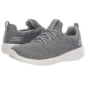 [スケッチャーズ] レディーススニーカー・靴・シューズ Go Run 600-15092 Gray (23cm) B - Medium [並行輸入品]