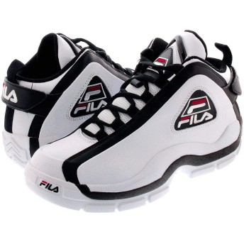 [フィラ] GRANT HILL 2 WHITE/BLACK/RED27.0cm