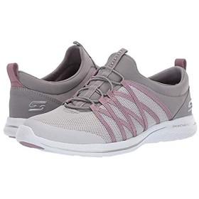 [スケッチャーズ] レディーススニーカー・靴・シューズ City Pro Grey/Lavender (22cm) B - Medium [並行輸入品]