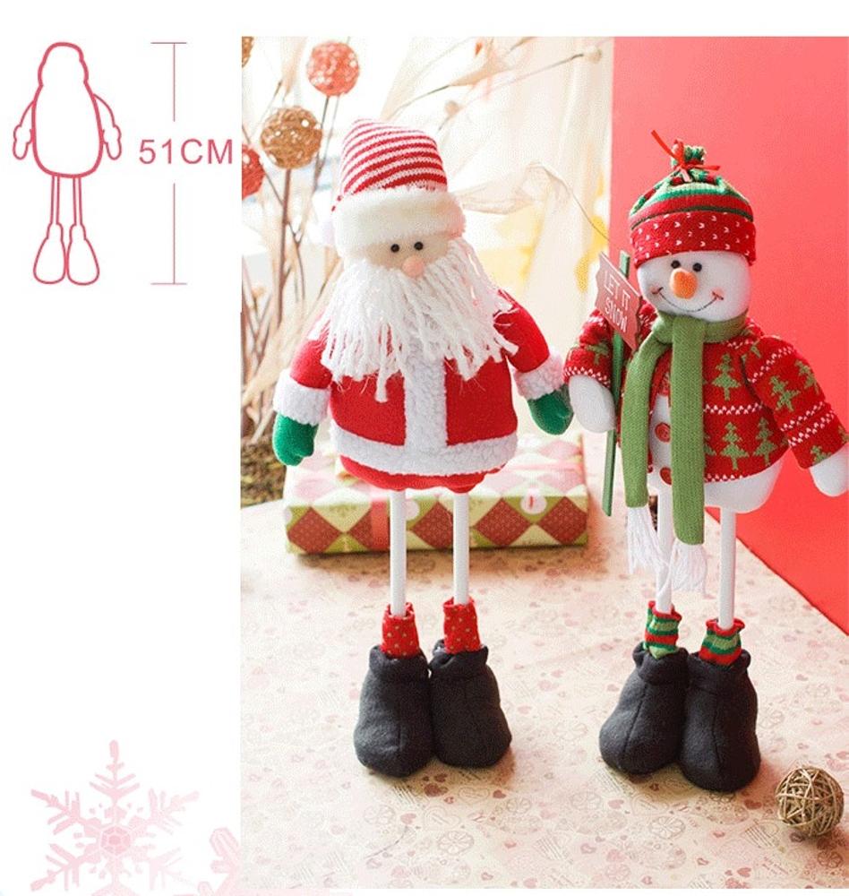 ✤宜家✤聖誕禮品83  聖誕樹裝飾品 禮品派對 裝飾 聖誕娃娃