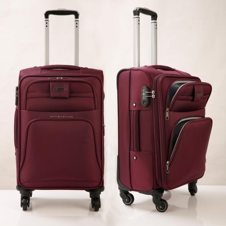 箱子行李箱男萬向輪拉桿箱密碼箱28寸旅行箱24寸牛津布箱女 學生  igo