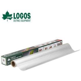 LOGOS ロゴス 焦げ付きにくい焼きそばシート・グリルぴったりワイド