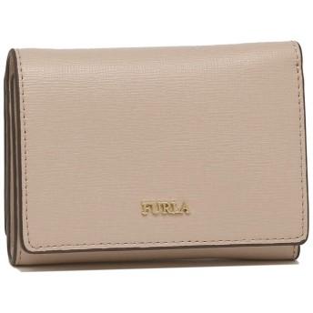 [フルラ]折財布 レディース FURLA 1023476 PBP2 B30 TUK ベージュ [並行輸入品]