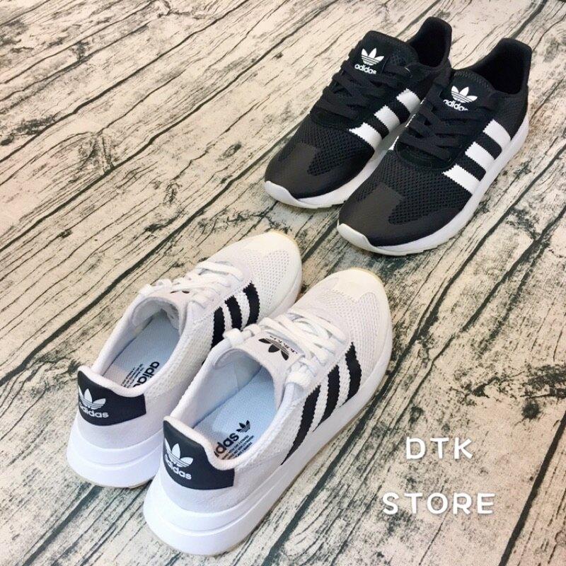 免運-DTK-實體店面現貨 Adidas FLB 李聖經 白 黑 韓妞必備 聖經鞋 愛迪達 情侶鞋  BA7760 BB5323