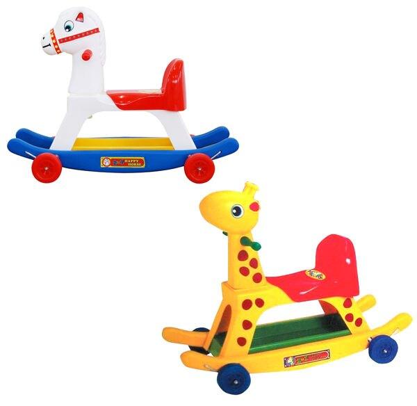 【兒童玩具】動物搖搖樂