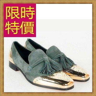 ★樂福鞋休閒鞋-英倫學院風懶人男皮鞋4色59p29【韓國進口】【米蘭精品】