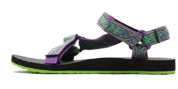 《台南悠活運動家》 TEVA 美國 女款Origina戶外涼鞋 1003987OLPR