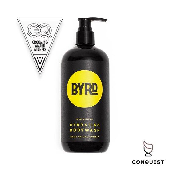 【 CONQUEST 】BYRD Body Wash 保濕水潤沐浴乳 柏德鳥 清新海洋果香 官方原廠授權經銷