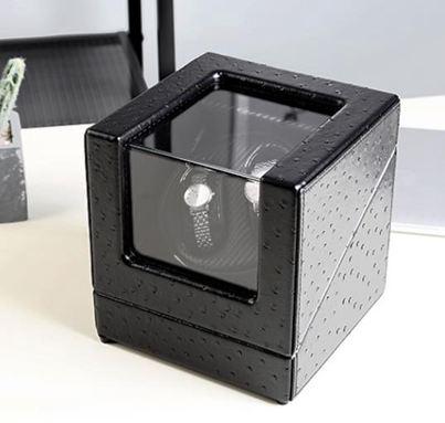 搖錶器搖錶器自動機械錶轉錶器晃錶器上弦上鍊盒手錶收納盒德國進口家用