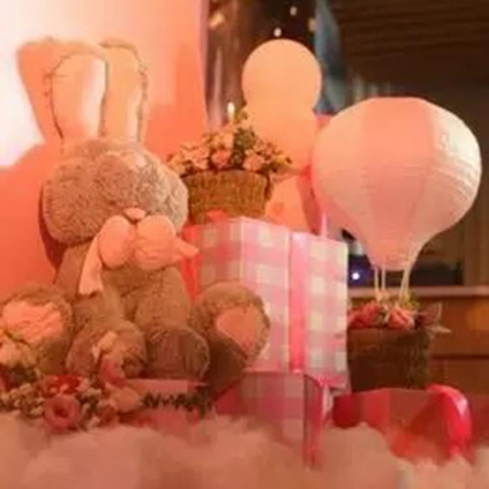 玩偶 美國兔邦尼兔子公仔玩偶大號毛絨玩具布娃娃可愛睡覺抱女孩萌韓國 歐歐流行館