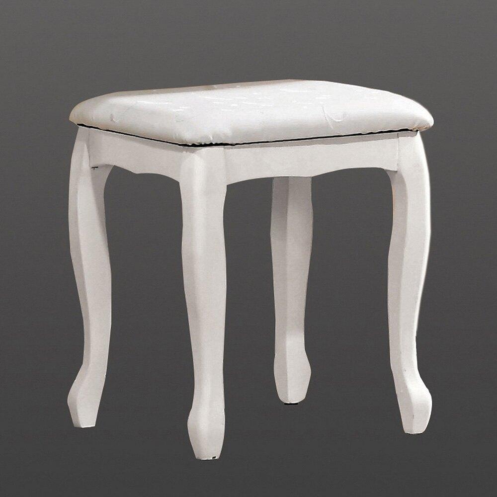 簡約造型化妝椅/H&D東稻家居-消費滿3千送點數10%