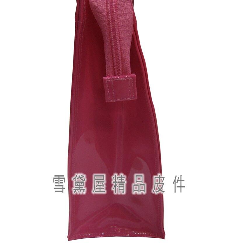 限時 滿3千賺10%點數↘ | ~雪黛屋~UNME 手提袋大容量可A4資料夾簡易袋可提肩背防水PVC材質台灣製造保證學生上學男女青少全齡均適用U1380