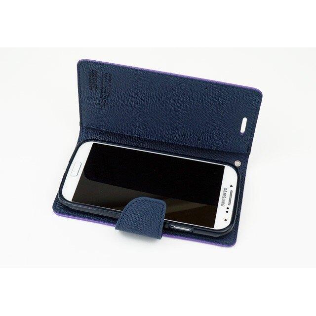 美人魚3C【韓風雙色系列】HTC One M9/M9u/5.0吋 翻頁式側掀插卡皮套/保護套/支架斜立/TPU軟套