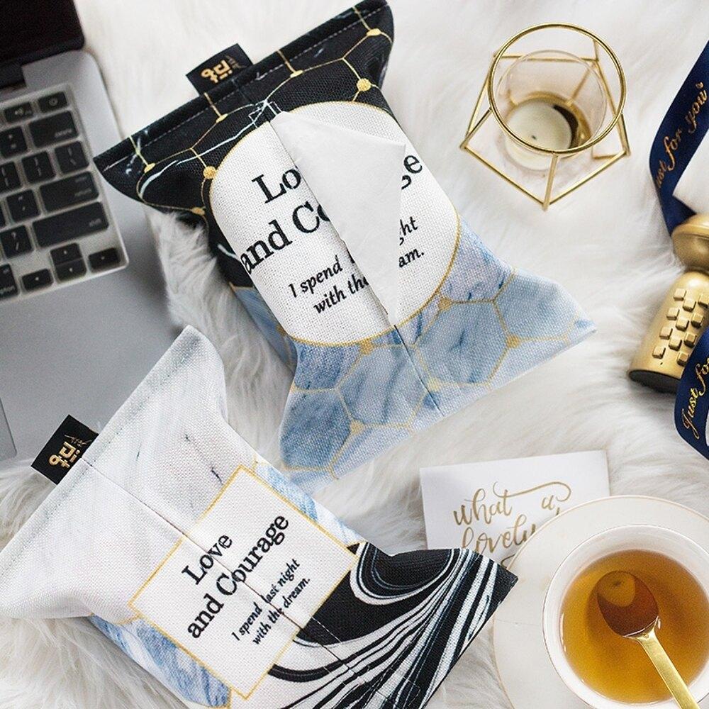 時尚可愛面紙套 創意抽取紙巾盒74