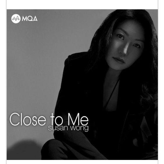 【停看聽音響唱片】【CD】Susan Wong:靠近我 (MQA CD)