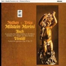 【停看聽音響唱片】【黑膠LP】巴哈雙小提琴協奏曲及奏鳴曲 & 韋瓦第大協奏曲 / 米爾斯坦 & 莫莉妮