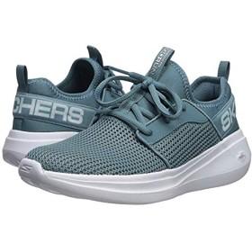 [スケッチャーズ] レディーススニーカー・靴・シューズ Go Run Fast - Valor Blue (24cm) B - Medium [並行輸入品]