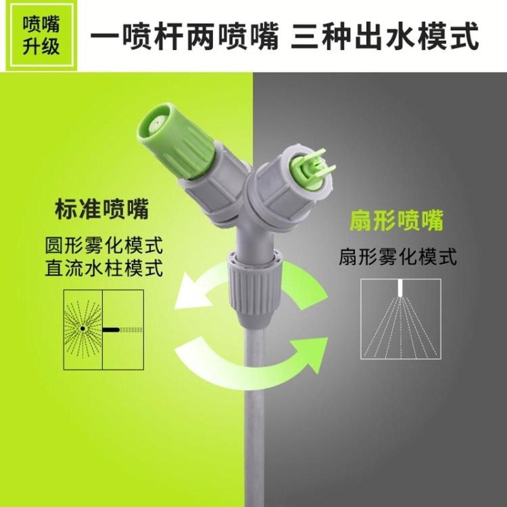 免運 噴水壺壓力噴霧器家用手動高壓氣壓式澆花噴壺洗車壺園藝工具用品