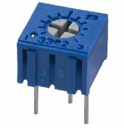 3362P-1-501LF  500 Ohms  BOURNS_3362 系列單圈精密可變電阻 / 微調電阻 / 電位器(10個含稅價)【佑齊企業 iCmore】