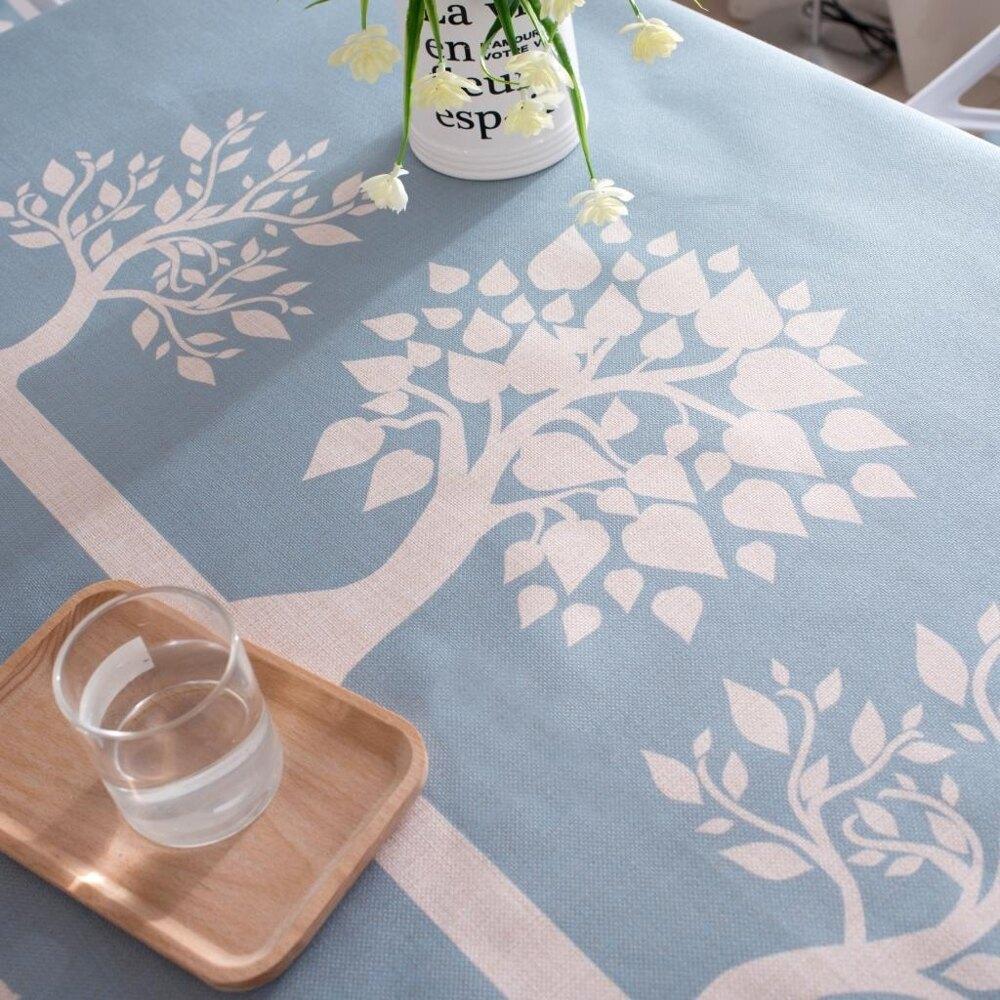 ✤宜家✤時尚可愛空間餐桌布 茶几布 隔熱墊 鍋墊 杯墊 餐桌巾231  (70*130cm)