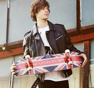 瑪克拓普滑板專業四輪滑板車成人初學者滑板男女抖音雙翹滑板CY 【Pink Q】 喜迎新春