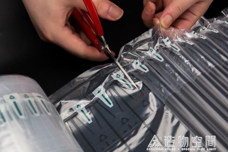 氣柱袋卷材片材氣泡柱加厚氣泡袋充氣包裝緩沖袋防震防摔氣柱