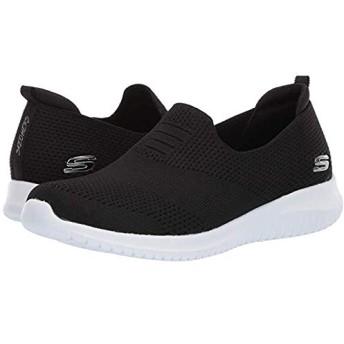[スケッチャーズ] レディーススニーカー・靴・シューズ Ultra Flex - Harmonious Black 26.5cm B - Medium [並行輸入品]