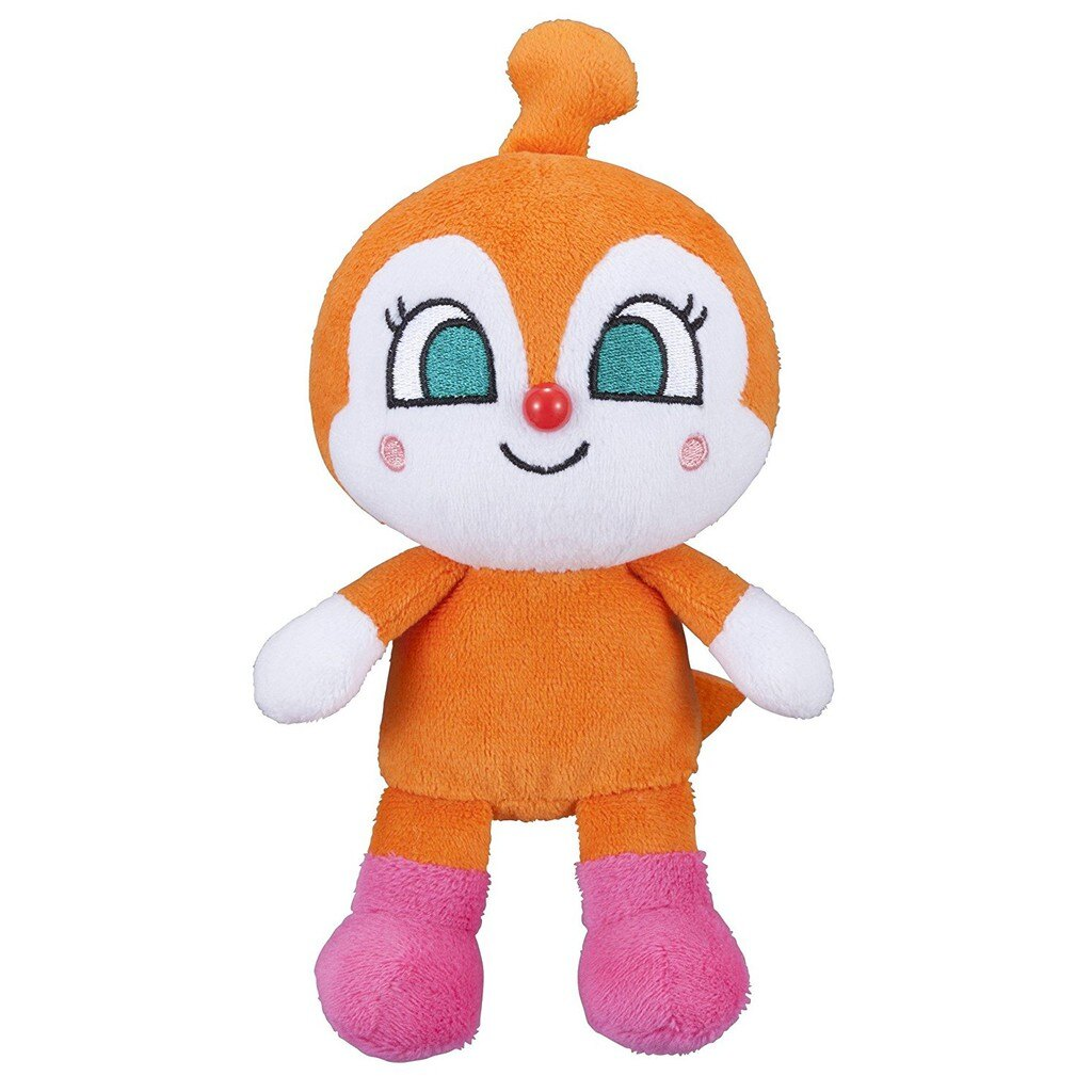 【預購】日本進口日・正版 安全 紅精靈 麵包超人 娃娃 ANNPANMAN 可愛S【星野日本玩具】