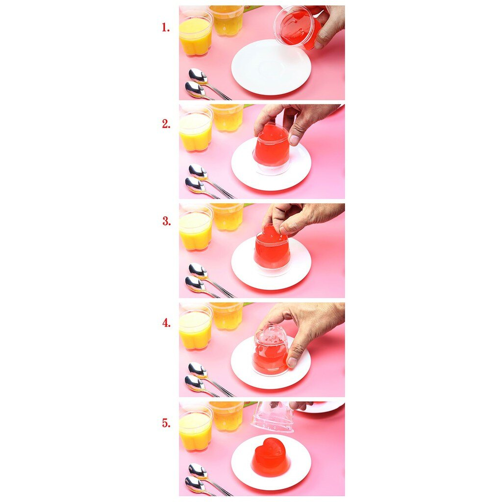 【嚴選SHOP】10入附蓋100cc 倒扣杯 透明杯 慕斯杯 奶酪杯 提拉米蘇杯 布丁杯 優格杯 冰淇淋杯【G7060】