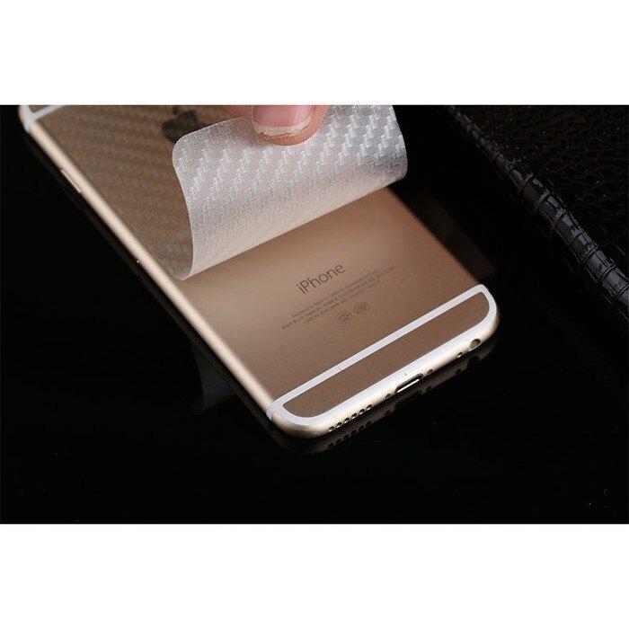 三星 G532G/J2 Prime 2016 透明卡夢手機背面保護膜 背貼 後保護貼 碳纖維 防磨 防刮 贈品