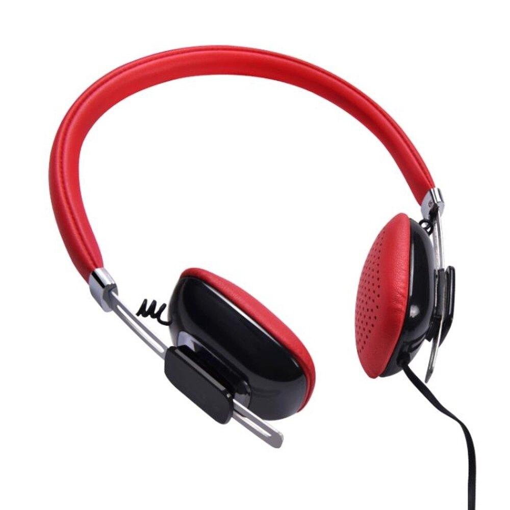 Oatsbasf/派凡 M300i頭戴式耳機有線音樂重低音降噪電腦耳麥游戲  尾牙年會禮物