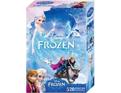 冰雪奇緣 520片盒裝拼圖(B)