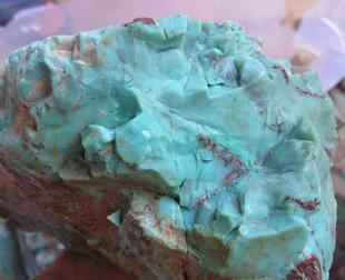 綠松石原礦 原石綠松石原石未打磨