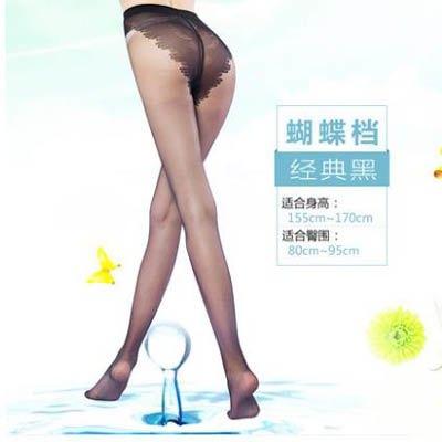 【前後檔蝴蝶花-比基尼襠-多規可選-3雙/組】連褲襪打底褲襪超薄透明性感(可混搭)-7101007