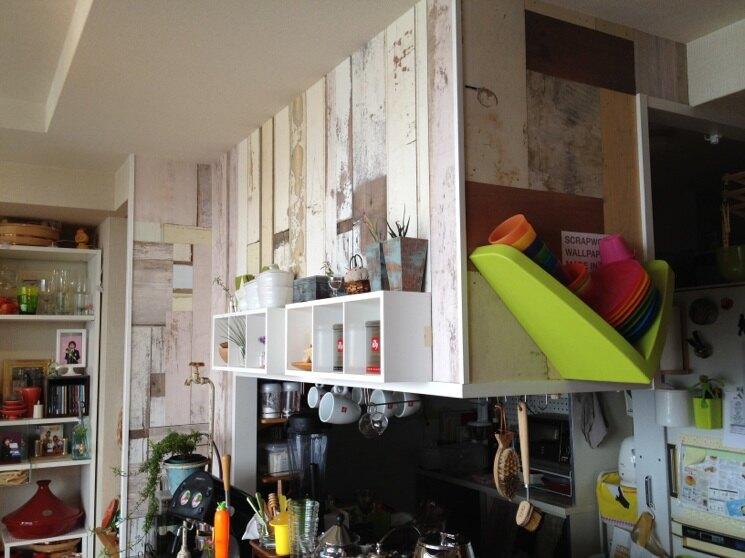 老屋改造-廚房