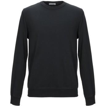 《セール開催中》CROSSLEY メンズ スウェットシャツ ブラック S コットン 100%