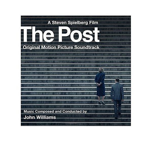 【停看聽音響唱片】【CD】 約翰.威廉斯 / 郵報:密戰(電影原聲帶)