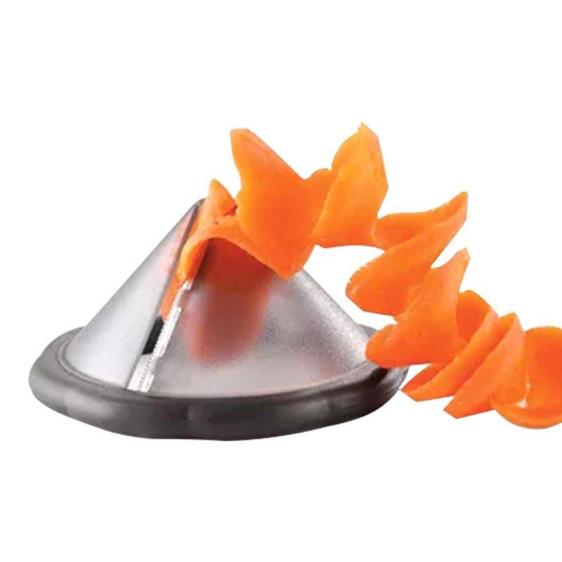 蔬菜沙拉卷花器水果造型壓花刀面片切花器黃瓜蘿卜刨刀廚房雕花器1入